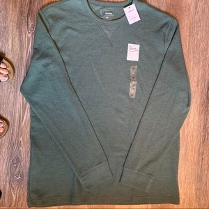 Sonoma super soft thermal long sleeved T-shirt NWT